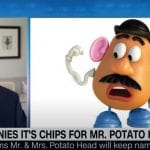 Mr. Potato Head is not being canceled, Hasbro CEO says