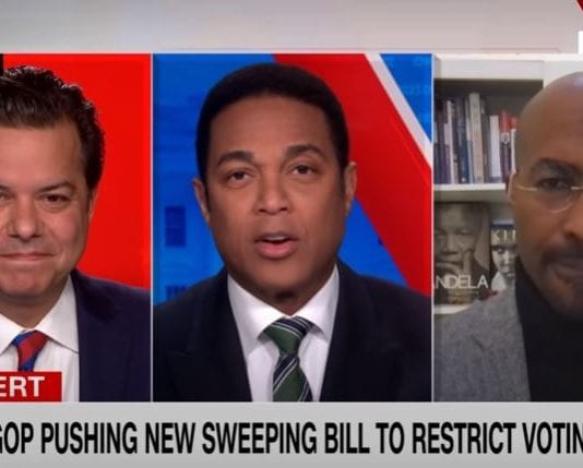 'This is about making it more difficult to vote': John Avlon on new GA bill