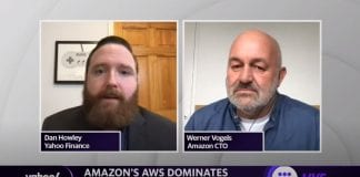 Amazon CTO discusses 15 years of cloud computing and helping companies survive amid the pandemic