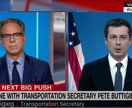Buttigieg says no gas or mileage tax in Biden's infrastructure plan