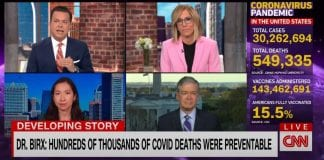 Dr. Birx drops bombshell about US Covid-19 deaths