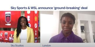 """""""I'm not sure progress has been made""""   Eni Aluko questions lack of diversity in WSL"""