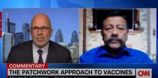 'Refreshing': Smerconish reacts to Manchin's move