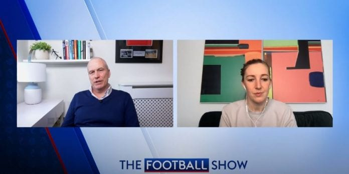 Who should be England's No.1? | Siobhan Chamberlain | The Football Show