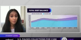 Student loans: US pauses collections for 1.14 million student loans in default
