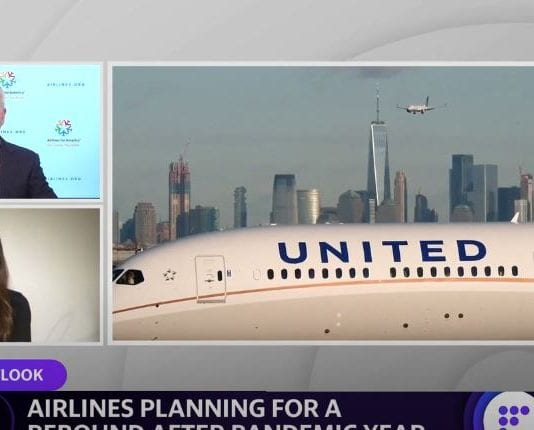 """'The patient is still in intensive care,"""": Airlines For America CEO on airline industry recovery"""