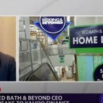 Bed Bath & Beyond CEO says company is poised for a strong 2021