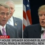 Boehner book: GOP colleague held 10-inch knife to his throat