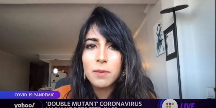 Coronavirus hot spots and double mutant variant raise concerns about a new surge