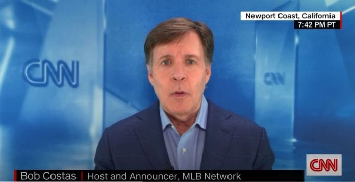 Costas reacts to MLB moving all-star game out of Atlanta