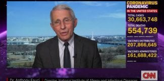 Dr. Anthony Fauci: This is not going to last forever