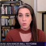 House Judiciary Committee advances bill to form committee on slavery reparations