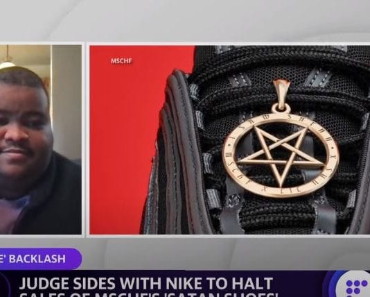 Judge sides with Nike to halt sales of MSCHF's 'Satan Shoes'