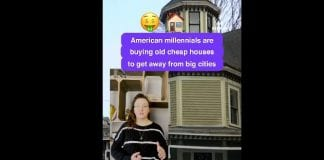 More millennials are buying cheap older homes and renovating them