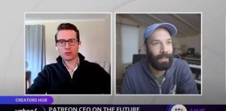 Patreon CEO discusses the company's $4 billion valuation and the future of the creator economy