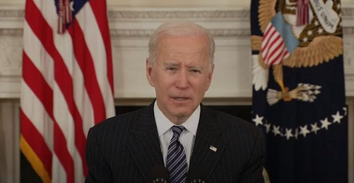 President Biden delivers remarks on vaccinations in the United States