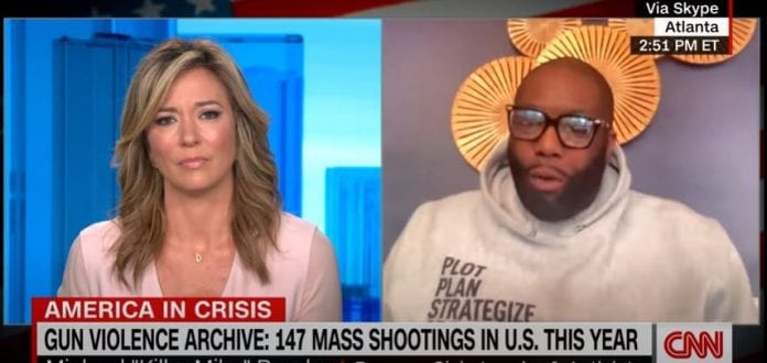 Rapper Killer Mike: Engage with people who don't look like you