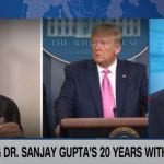 See how Dr. Gupta was surprised for 20 years at CNN