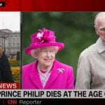 UK's Prince Philip has died at age 99