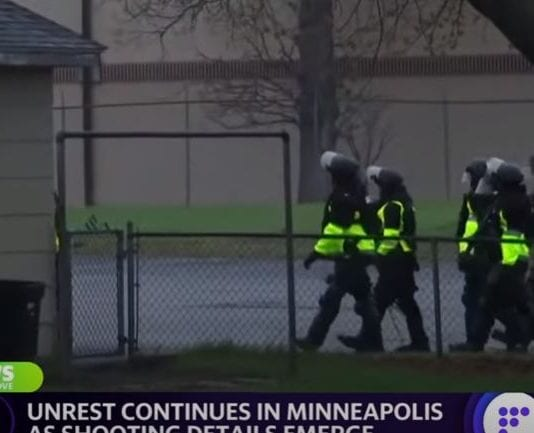Unrest continues in Minneapolis over deadly police shooting of Daunte Wright