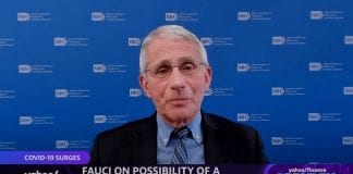 Yahoo Finance Presents: Dr. Anthony Fauci discusses the possibility of another coronavirus surge